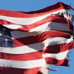 Drapeau américain (Ragged old American flag)